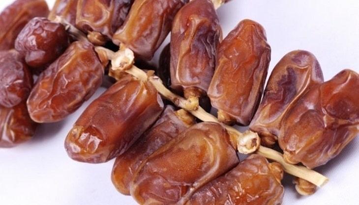 Liệt dương nên ăn gì? Quả chà là khô cực tốt cho nam giới