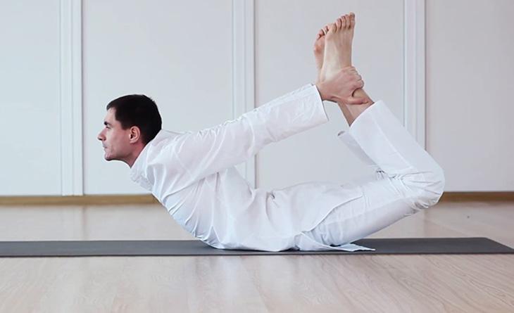 Cải thiện tình trạng bệnh bằng cách chăm chỉ tập luyện