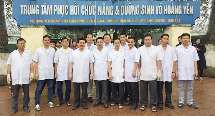 Trung tâm khám, chữa bệnh của lương y tại Hà Tĩnh