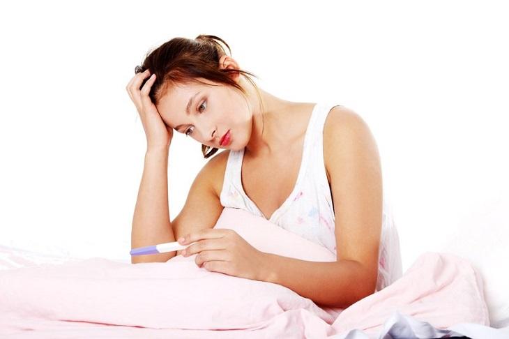 Phụ nữ ở giai đoạn lão hóa không còn khả năng mang thai bởi buồng trứng ngừng hoạt động
