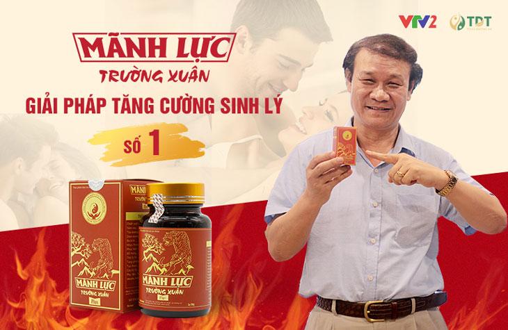 Mãnh lực trường xuân được Nghệ sĩ Nguyễn Hải cùng VTV2 giới thiệu trong chương trình Cơ thể bạn nói gì