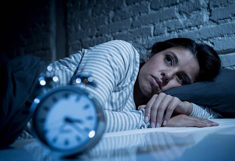 Bệnh mất ngủ kinh niên xuất phát từ nhiều nguyên nhân khác nhau