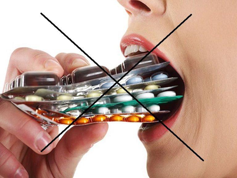 Bà bầu bị viêm đại tràng không sử dụng thuốc Tây tùy tiện