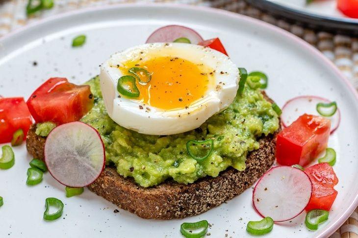 Món ăn khắc phục xuất tinh sớm bằng trứng gà
