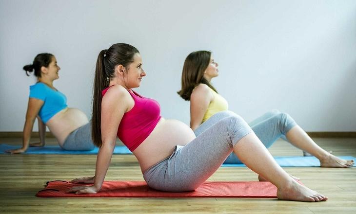 Tại sao mẹ bầu nên tập thể dục?