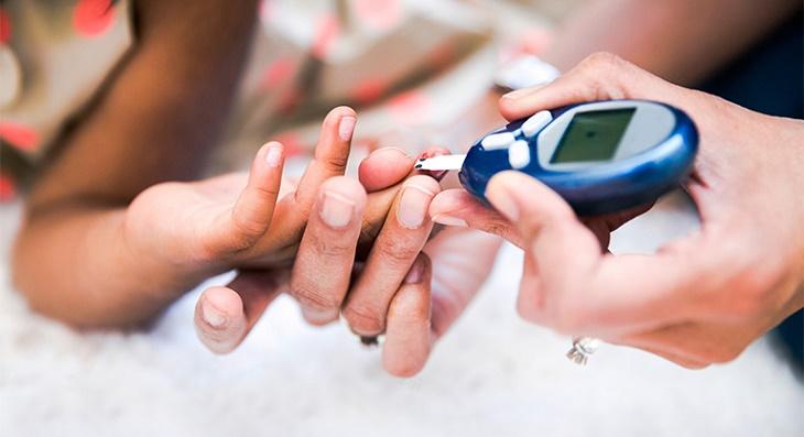 Bị bệnh tiểu đường có thể khiến bạn ngứa da