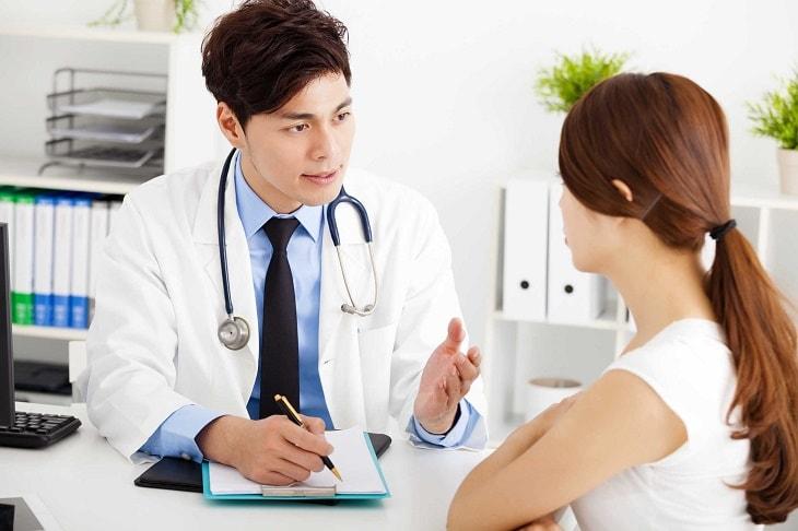 Nên đi khám bác sĩ nếu bị bệnh ở vùng nhạy cảm