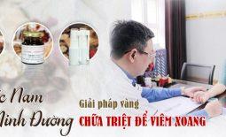 bài thuốc viêm xoang Đỗ Minh Đường
