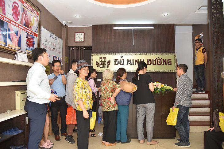 Nhà thuốc Đỗ Minh Đường là địa chỉ tin cậy của hàng ngàn bệnh nhân