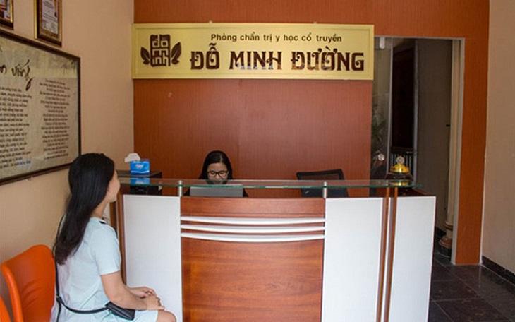 Nhà thuốc Đỗ Minh Đường cơ sở tại Hồ Chí Minh