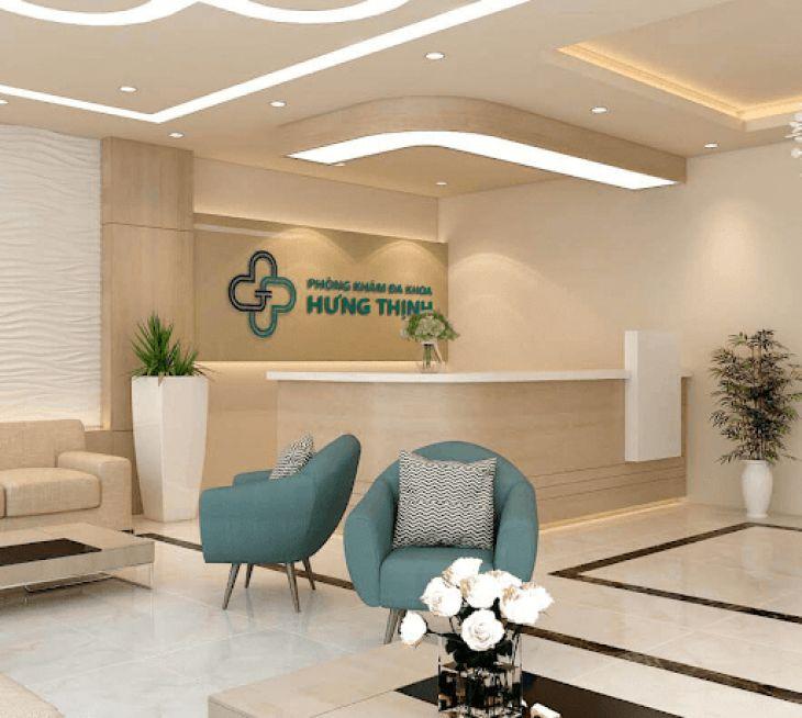 Phòng khám đa khoa Hưng Thịnh được bệnh nhân đánh giá cao bởi chất lượng dịch vụ chữa xuất tinh sớm ở Hà Nội