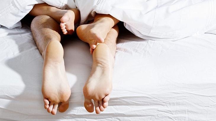 Thời gian quan hệ trung bình là 3 - 7 phút