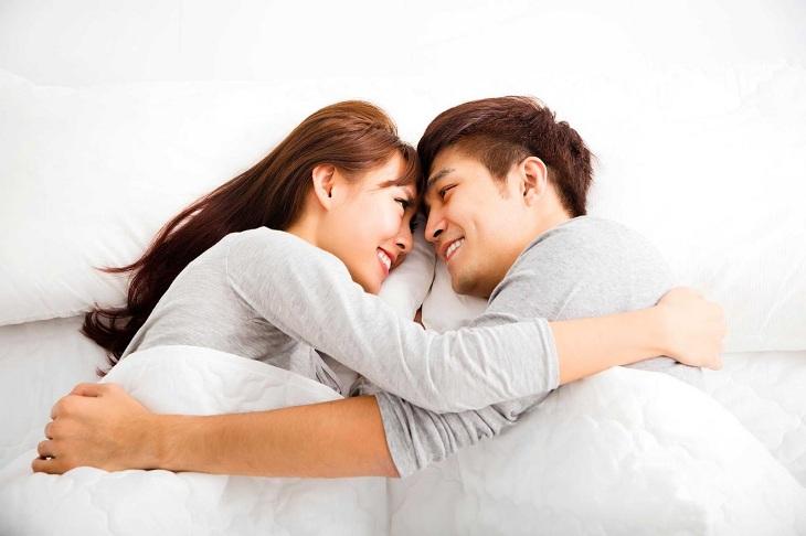 Quan hệ tình dục điều độ lành mạnh giúp cải thiện tinh trùng bị vón cục