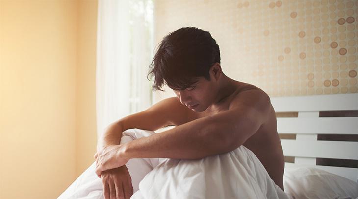 Nam giới trẻ tuổi bị rối loạn khả năng cương dương ngày càng nhiều