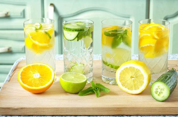 Cung cấp đủ nước cho cơ thể ngăn ngừa các bệnh hô hấp hiệu quả