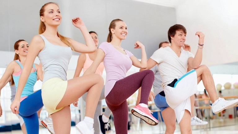 Vận động cơ thể, giải tỏa căng thẳng, hỗ trợ chữa bệnh hiệu quả