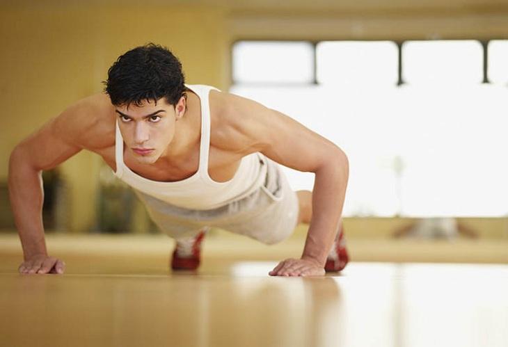 Tập thể dục thể thao điều độ giúp cải thiện chất lượng, số lượng tinh trùng