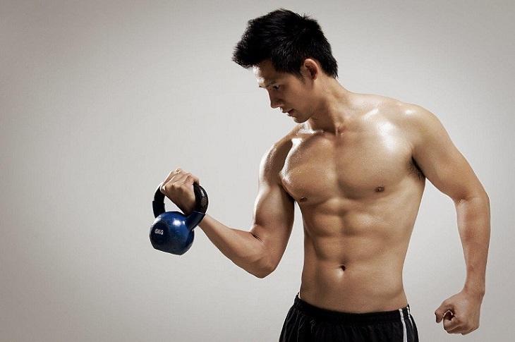 Luyện tập thể thao điều độ nhằm khắc phục rối loạn cương dương