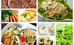Thực đơn cho người viêm đại tràng hằng ngày với món các ăn đa dạng