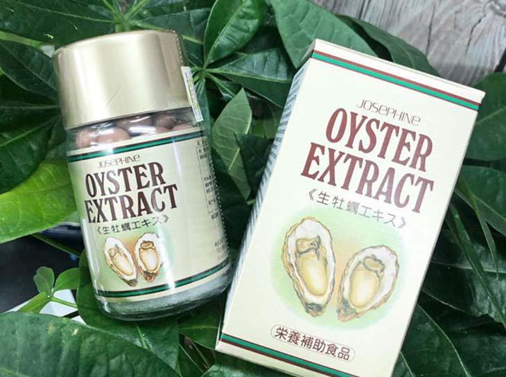 Thuốc trị xuất tinh sớm của Nhật với nguyên liệu chính từ hàu biển