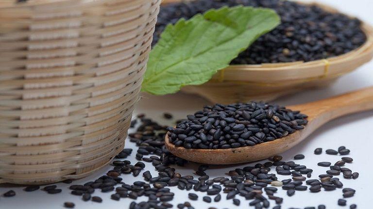 Vừng đen được sử dụng nhiều trong bài thuốc chữa bệnh từ thời xa xưa