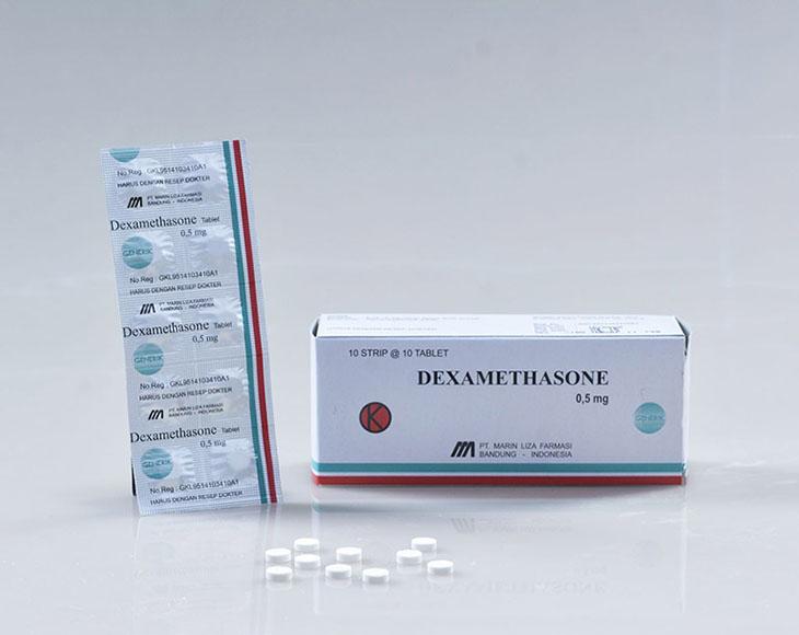 Thuốc giảm ho Dexamethasone