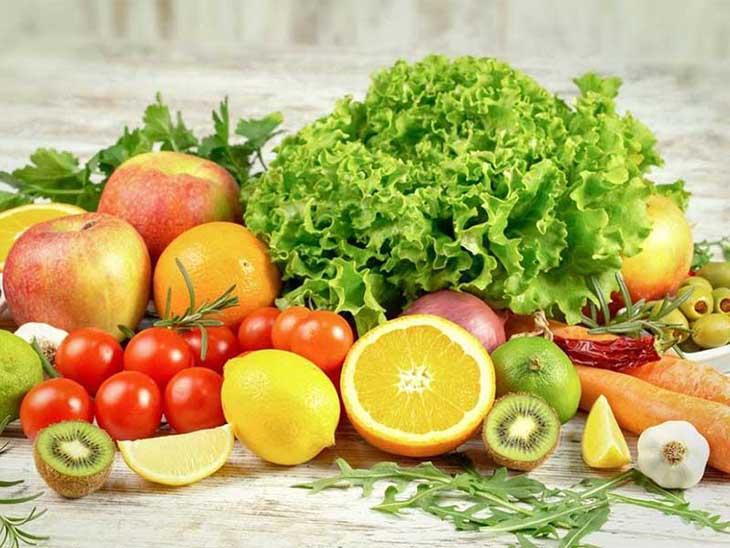 Lưu ý chế độ dinh dưỡng trong quá trình dùng thuốc