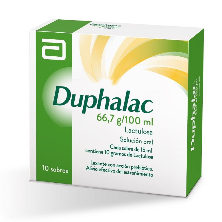 Duphalac - Điều trị triệu chứng táo bón