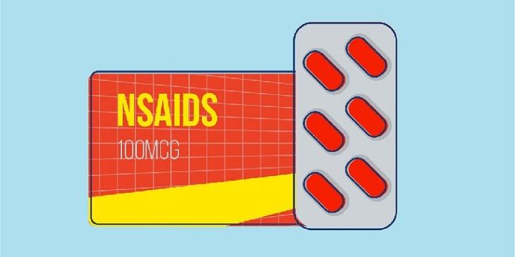 Thuốc thuộc nhóm NSAID có tác dụng kháng viêm và giảm đau