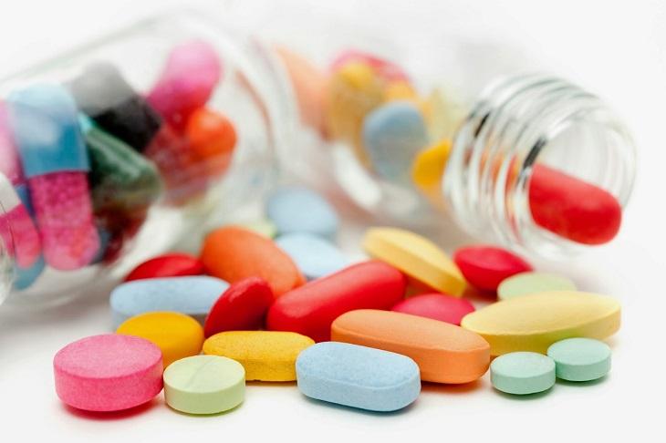 Thuốc giảm đau sẽ được chỉ định tùy theo mức độ