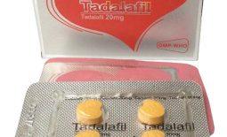 Thuốc Tadalafil chữa rối loạn cương dương