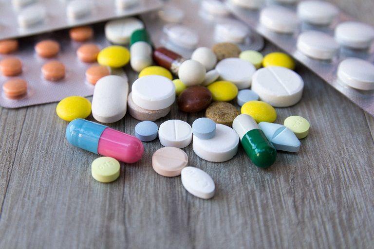 Thuốc Tây y là phương pháp thông dụng