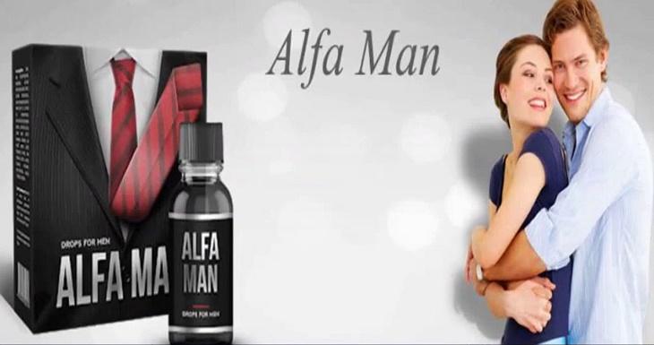 Uống Alfa Man giúp quý ông lấy lại phong độ