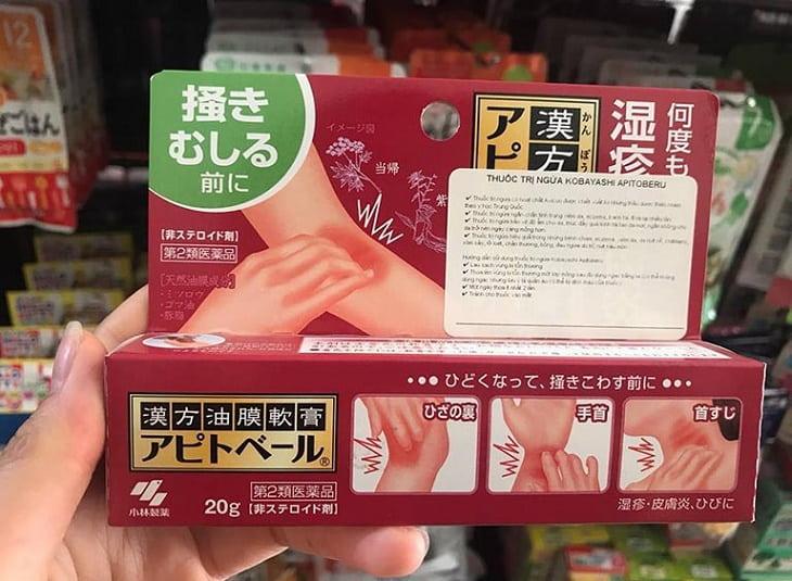 Đây là sản phẩm của Công ty Kobayashi Pharmaceutical