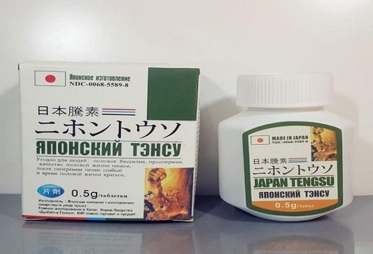 Hình ảnh thuốc Tengsu