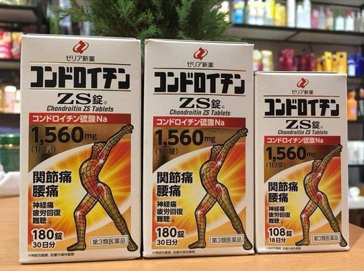 ZS là sản phẩm nổi tiếng tại Nhật Bản đến từ hãng y dược Zeria Pharmaceutical