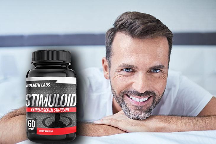 Stimuloid với nhiều công dụng tốt cho sinh lý nam