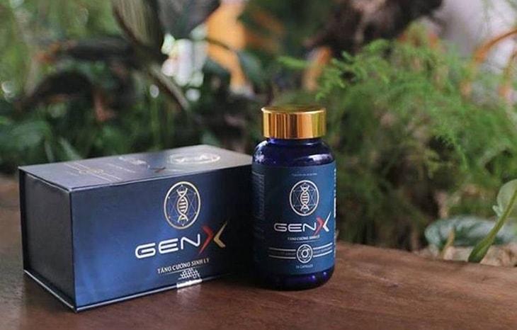 Gen X có giá bán khoảng 1 triệu đồng/1 hộp 24 viên