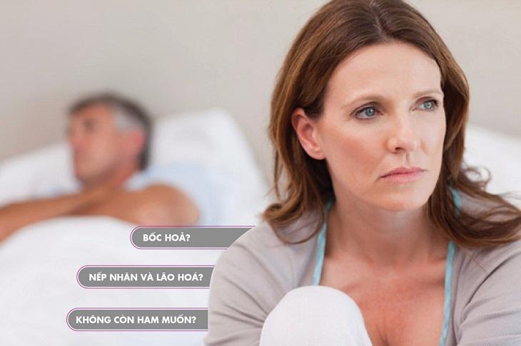 Điều trị rối loạn tiền mãn kinh để sớm đẩy lùi các triệu chứng khó chịu