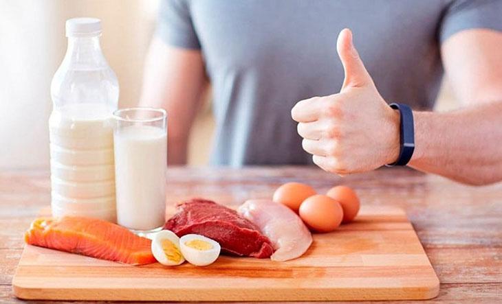 Khắc phục tình trạng tinh trùng loãng bằng việc ăn uống hợp lý
