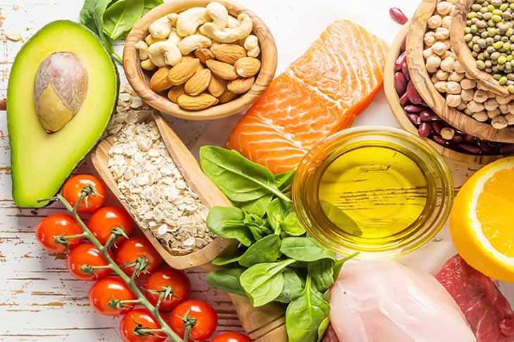 Ăn uống hợp lý giúp tinh trùng khỏe mạnh