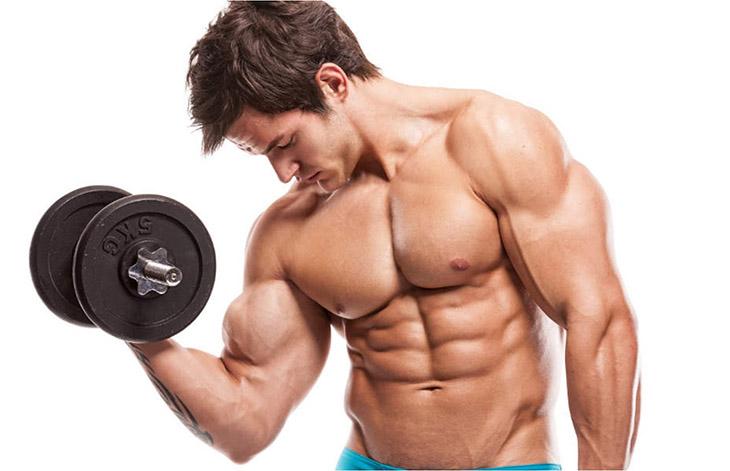 Tập thể dục tốt cho sức khỏe đàn ông