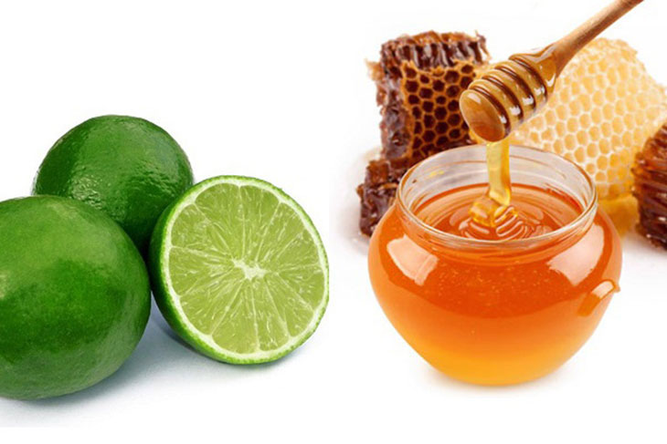 Bài thuốc hỗ trợ điều trị bằng chanh và mật ong