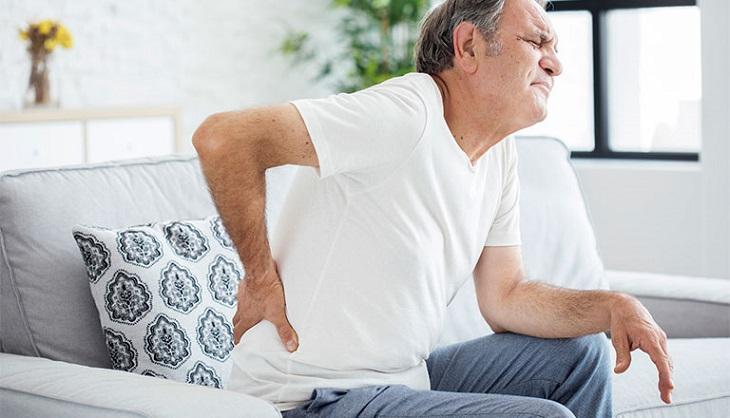 Thoát vị đĩa đệm gây đau nhức xương khớp