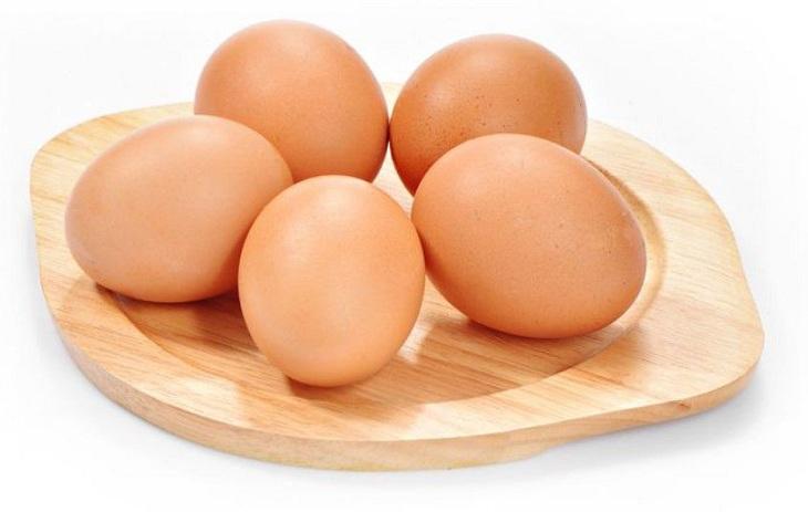 Vì sao trứng gà có tác dụng cải thiện xuất tinh sớm