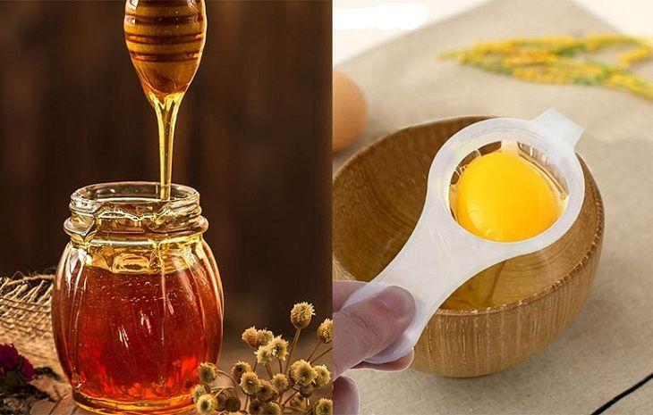 Trứng gà và mật ong hỗ trợ điều trị xuất tinh sớm