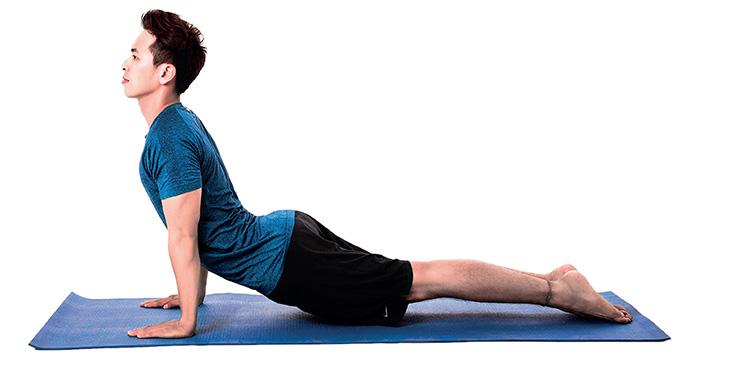 Bài tập chống xuất tinh sớm qua động tác yoga