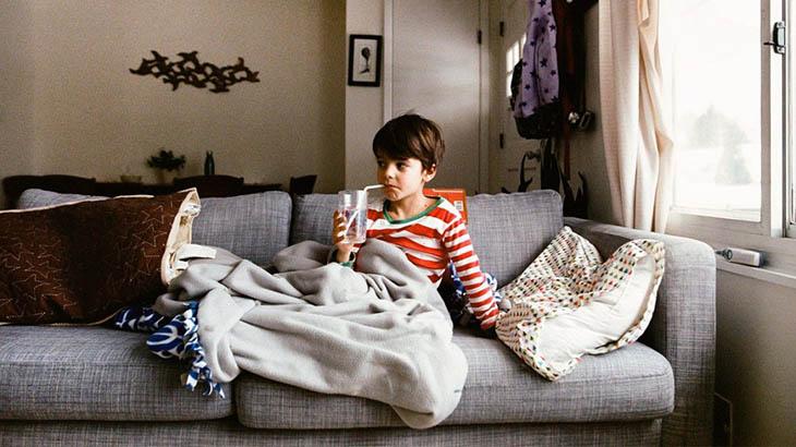 Không điều trị tốt ở dạng cấp tính, có thể khiến trẻ mắc phải viêm amidan mủ, mãn tính hoặc tái phát