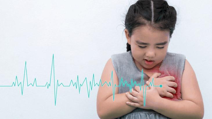 Sốt thấp khớp là một rối loạn viêm chủ yếu được tìm thấy ở trẻ em trong độ tuổi từ 6 - 16
