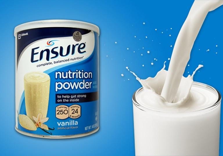 Sữa ensure phù hợp với người bị bệnh viêm đại tràng